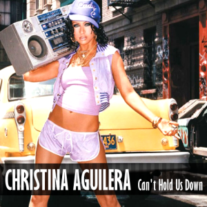 Christina Aguilera - Can't Hold Us Down